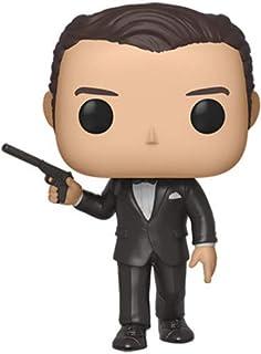 Funko 35687 POP Vinilo: Películas: James Bond: Pierce Brosnan (Goldeneye), Multi