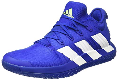 adidas Stabil Next Gen M, Scarpe da Pallavolo Man, Team Royal Blue/Ftwr White/Signal Green, 42 2/3