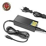 TAIFU 65W USB-C AC Adaptateur Chargeur pour HP Chromebook 14-db0003nf, ASUS ZenBook 3...