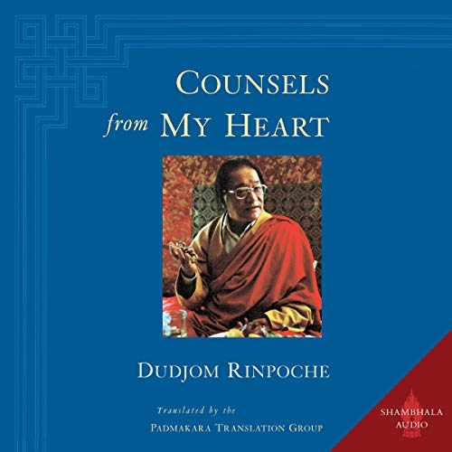Counsels from My Heart audiobook cover art
