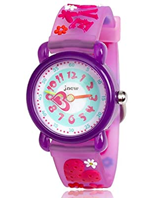 Birthday Present Gifts for Girls Age 3-8, Kids Watch Toys for 4-9 Year Old Girl Xmas Stocking Stuffers for Boys Girls