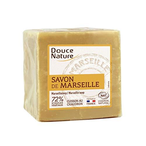 DOUCE NATURE Véritable Savon Blanc de Marseille Contenance 600g - 600g