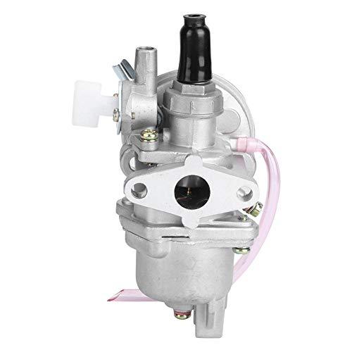 Vergaser, 13 mm Motorvergaser Ersatz für 43cc/49cc Mini PIT Dirt Pocket Bike Mini Quad ATV Taschenrakete