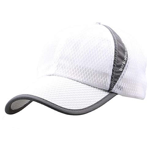 Herren Kappe Hut Männer Und Frauen Im Freien Urlaub Sonnenschirm Sonnenhut Schnelltrocknende Belüftung Baseball-A