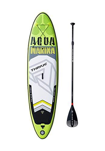 Aqua Marina Thrive SUP iSUP - Tavola Gonfiabile con Supporto, 315 x 79 x 15 cm