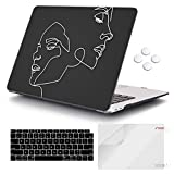 iCasso MacBook Air 13 inch Case 2018 2019 Release A1932, Plastic Hard Shell