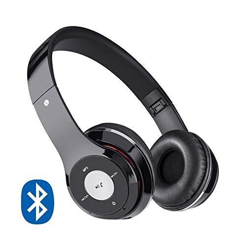STEREN Audífonos Bluetooth Control Mp3 Manos Libres Diadema