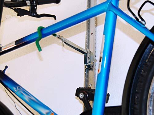 EUFAB 16408 Fahrrad-Wandhalter - 3