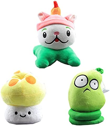 Laruokivi Plants vs. Zombies National products Plush Seattle Mall Cattail Toys PVZ Figures Doll