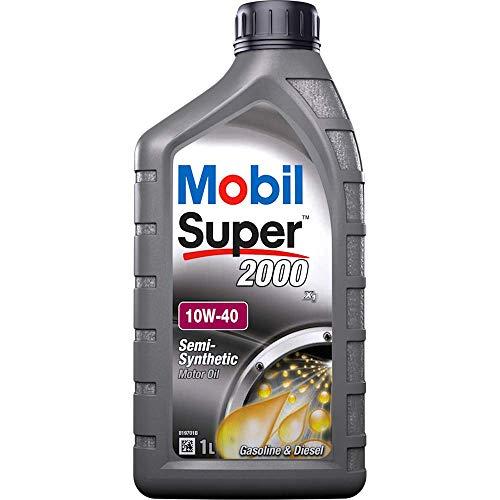Mobil Super 2000 X1 10W-40 Motoröl, 1L