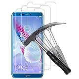 ANEWSIR 3 Pack Vetro Temperato per Huawei Honor 9 Lite,Pellicola Protettiva Screen Protector per Honor 9 Lite [Durezza 9H] [0,25mm 2.5D HD] [Anti-Bolla]