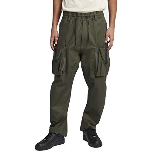 Nike Lab ACG Men's Cargo Pants (Olive Canvas, Large)