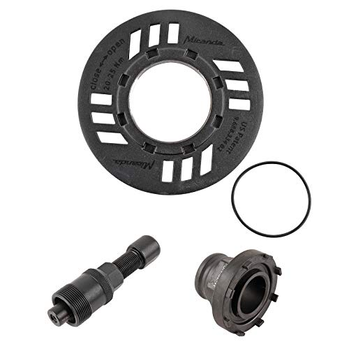 Miranda Kettenschutz mit O-Ring für Bosch Active, Performance, CX Line Antrieb inkl. Montagewerkzeug