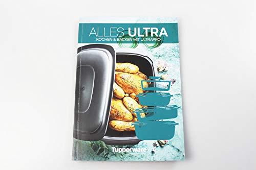 Tupperware Kochbuch Alles Ultra Kochbuch Rezepte Kochheft UltraPro