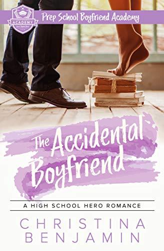 The Accidental Boyfriend by Benjamin, Christina ebook deal