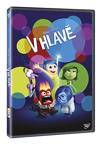 V hlave DVD / Inside Out (tschechische version)
