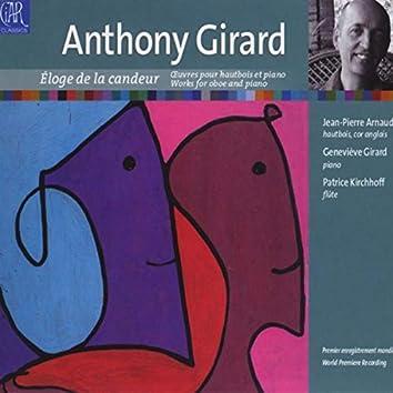 Anthony Girard: Eloge de la candeur