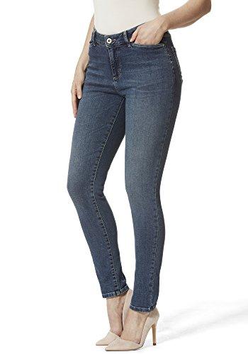STOOKER Women Slim Fit 28 medium Blue 38