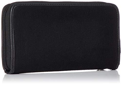 [メジャーリーグベースボール] ウォレット 財布 スウェット ヤンキース 収納 YK-WLT01 ブラック