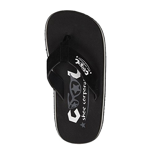 Cool Shoes Original Black Flip Flops 37/38