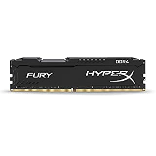 Kingston HyperX FURY Black 8GB 2133MHz DDR4 Non-ECC CL14 DIMM Desktop Memory (HX421C14FB/8) (B00TY6A56U) | Amazon price tracker / tracking, Amazon price history charts, Amazon price watches, Amazon price drop alerts
