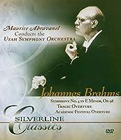 Symphony No 4 / Tragic Overture / Academic Festiva