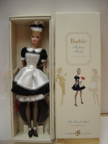 Barbie Collector   J0966 The French Maid