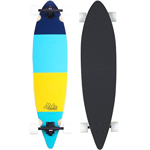 Aloha Surf Komplett Longboard Pintail - Top Mount