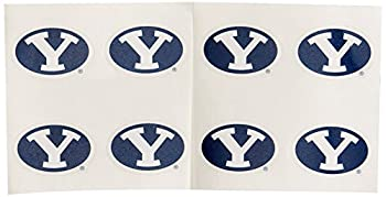 NCAA BYU Cougars Face Tattoos 8-Piece Set