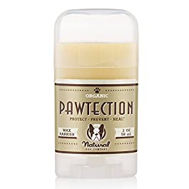 Pawtection – Natural Dog Company | Organic, All Natural | For Protecting Paw Pads | 2 Ounce Stick