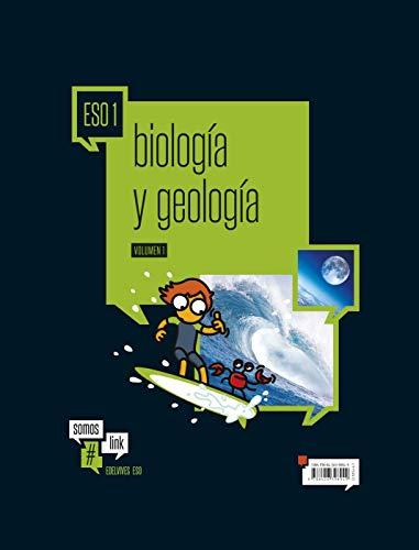 Biología y Geología 1º ESO (Tres volumenes) (Somoslink) - 9788426398949