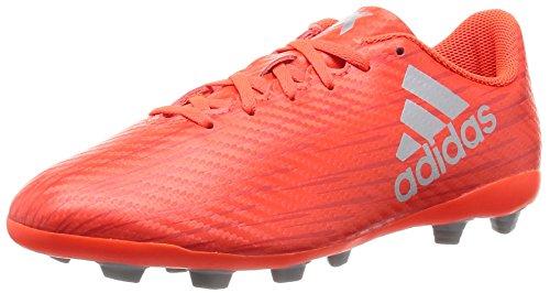 adidas X 16.4 FxG, Botas de fútbol para Niños, Rojo Rojsol Plamet Roalre, 35.5 EU