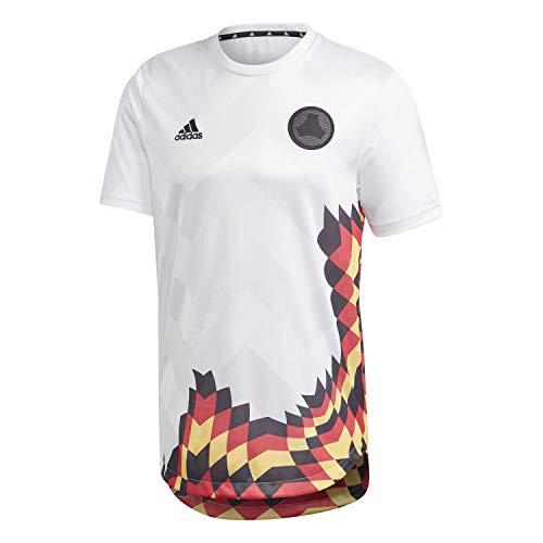 Adidas Męska bluzka Tan Advanced Bluzka, biała, 2XL