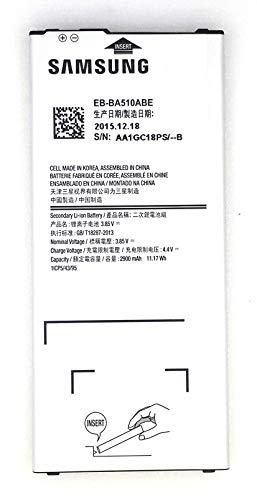 Samsung EB-BA510ABE Batteria Galaxy A5 2016 IONI di Litio Originale 2900MAH