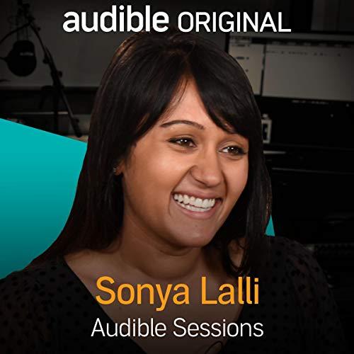 Sonya Lalli audiobook cover art