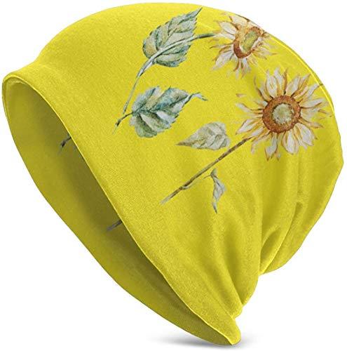 Reghhi Verführerische Sonnenblume Sommer Inspiration Design Vier Jahreszeiten lässige Mode Hut für Frauen mit Männern