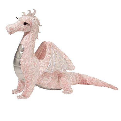 Cuddle Toys 715 Shreya PINK DRAGON Drache pink/rosa/silver Kuscheltier Plüschtier Stofftier Plüsch Spielzeug