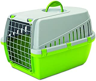 Savic Trotter 1 Pet Carrier (Lemon Green)