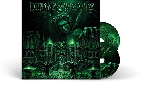 Demons & Wizards: III (Deluxe 2CD Artbook) (Audio CD)