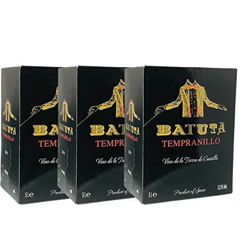 Rotwein Spanien Tempranillo Artero Bag in Box (3x5L)