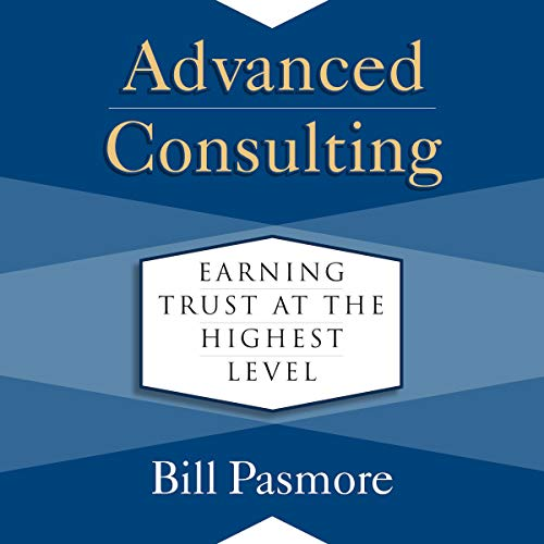 Advanced Consulting audiobook cover art