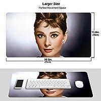 X-JAPAN YOSHIKI マウスパッド 光学マウス対応 パソコン 周辺機器 超大型 防水 洗える 滑り止め 高級感 耐久性が良いOne Size