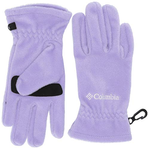 Columbia Youth Unisex Thermarator Glove, Paisley Purple, Large