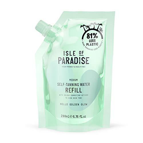 Isle of Paradise Self Tanning Water