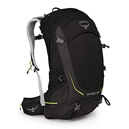 Osprey Stratos 34 Hiking Backpack