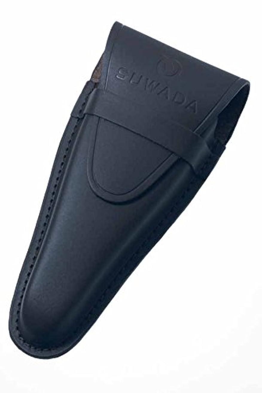 画面確保する極端なSUWADA クラシック 皮ケース Lサイズ 黒