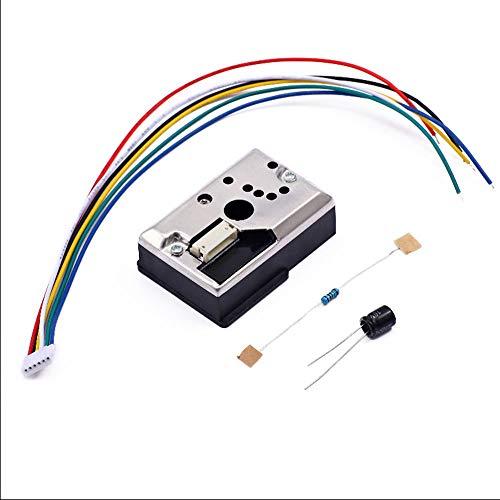 KingBra 1 Set for Sharp Dust sensor GP2Y1010 AU0F Optical Dust Sensor with Cable for Arduino EK1365 Board