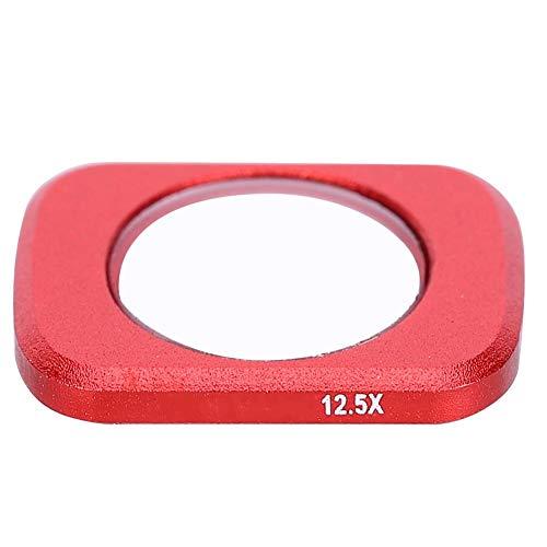 Filtro per obiettivo macro, 12,5X giunto universale impermeabile Obiettivo per fotocamera macro Filtro di protezione magnetica Accessorio fotografico per FIMI per fotocamera DJI OSMO POCKET