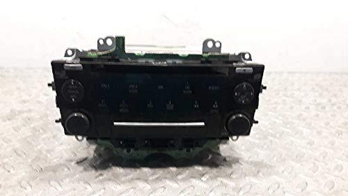Sistema Audio/Radio Cd M 6 Berlina (gg) CQEM45701AGP9E66ARX GP9E66DSX (usado) (id:colrp9122030)