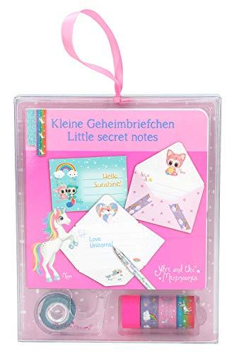 Depesche- Juego de Manualidades con Cartas secretas Ylvi y minimoomis, Multicolor (5721)